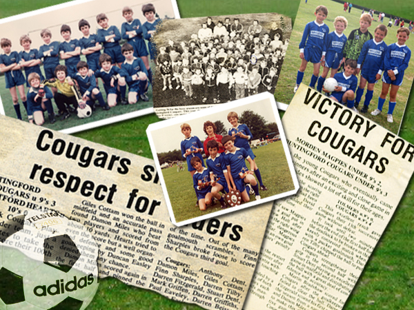 Buntingford Cougars - founded in 1971
