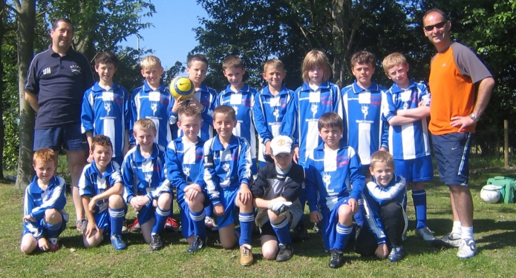 Mini soccer teams in 2007