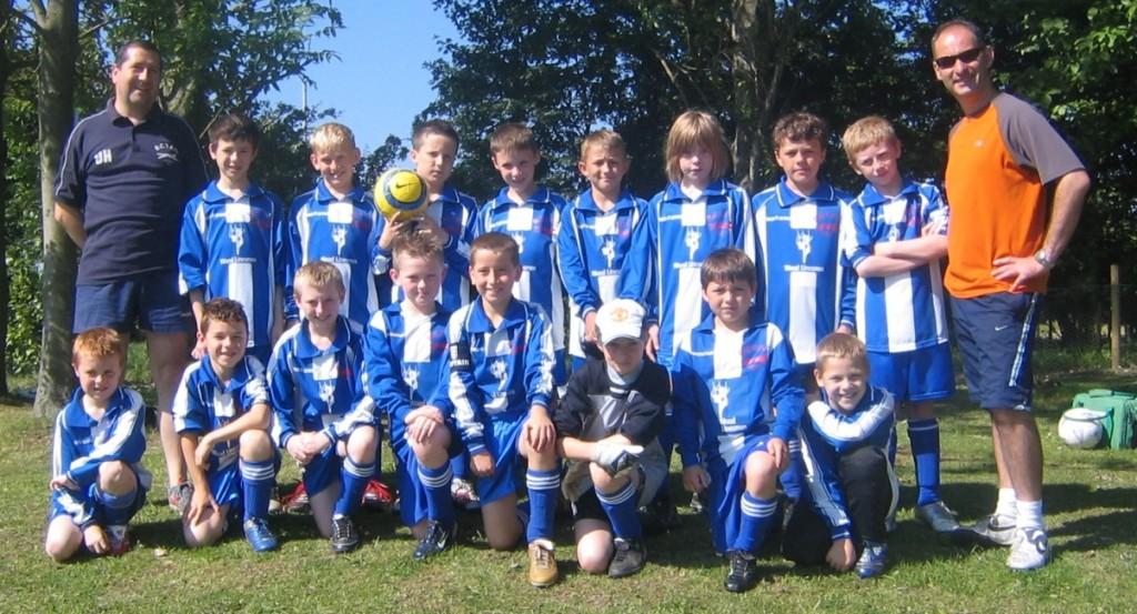 Mini soccer teams in 2007