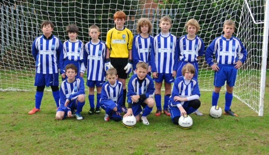 u12 sponsored by Daro Kitchen Components and Knowles Interior Solutions