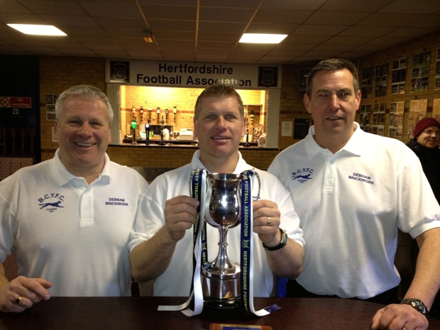 Under 15's Coaches and Manager