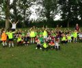 Buntingford Cougars Soccer School – April 2018