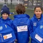 U11s Jackets Bags