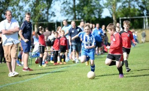Cougars U9s suffered penalty shootout heart break