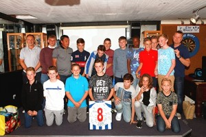 Cougars Under13's Blues