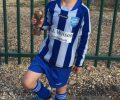 TOMMY DEANE IS IN DA HOUSE FOR COUGARS U8'S BLUES