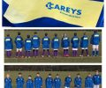 CAREYS SUPPORT COUGARS UNDER9's STRIPES