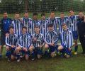 U18s Blues take home the U18 League Challenge Cup!