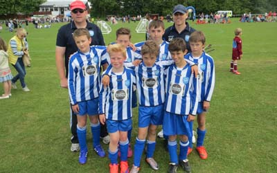 Buntingford Cougars 2019 5-a-Side Tournament