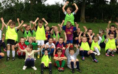 Buntingford Cougars October 2018 half term Football Fun – Taking Bookings Now