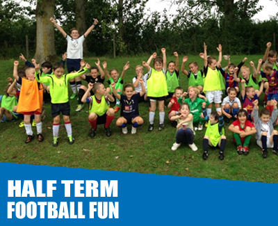 Buntingford Cougars February 2019 half term Football Fun – Taking Bookings Now