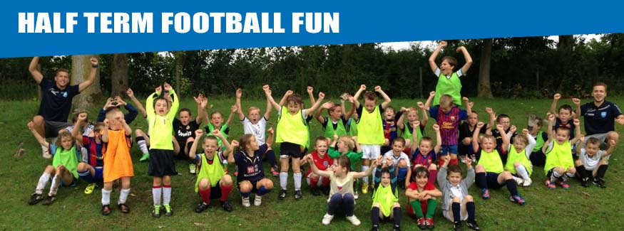 Buntingford Cougars Football Fun February Half Term 2020 – Taking Bookings Now (Spaces are limited)